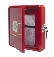 High Security Premises Information Box Systems